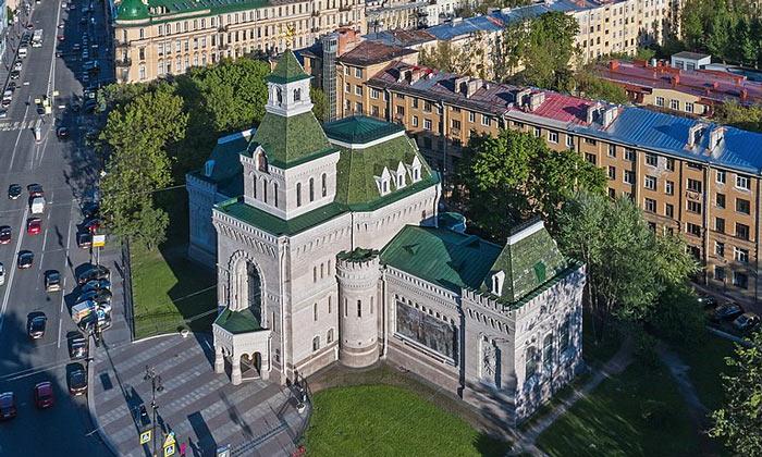 Мемориальный музей Суворова в Санкт-Петербурге