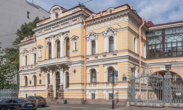 Особняк Спиридонова в Санкт-Петербурге