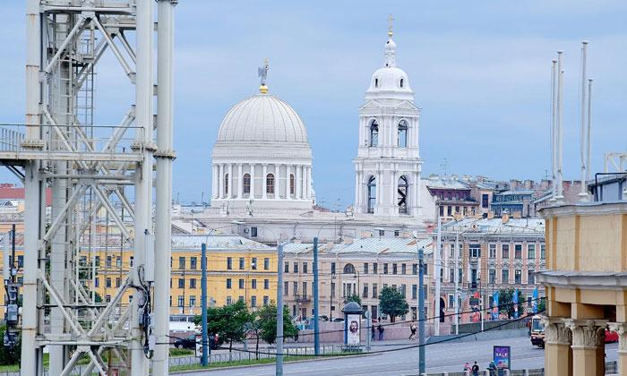 Православная церковь Святой Екатерины в Санкт-Петербурге