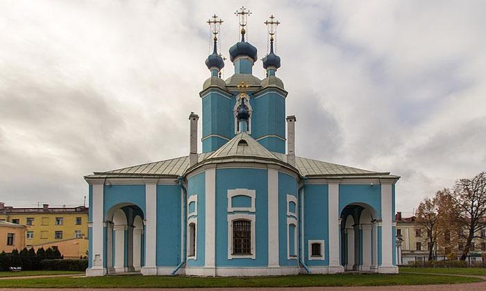 Сампсониевский собор в Санкт-Петербурге
