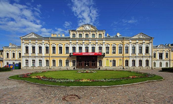 Шереметевский дворец на Фонтанке