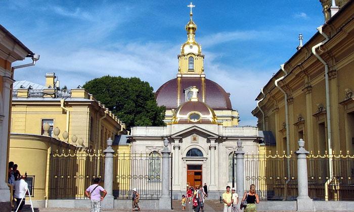 Великокняжеская усыпальница в Санкт-Петербурге