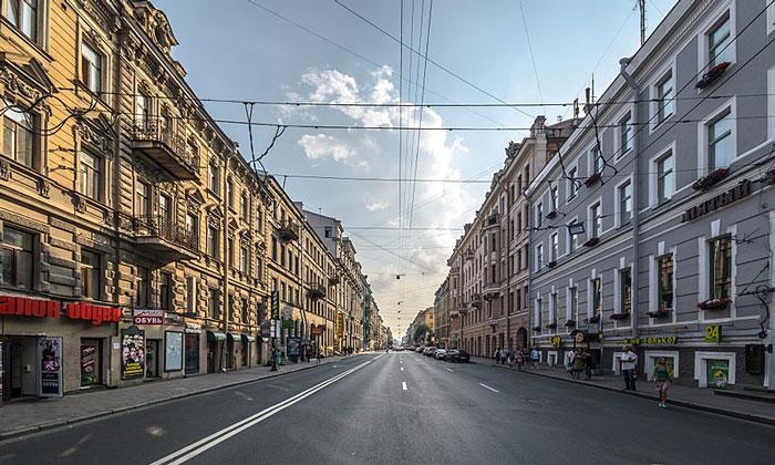 Загородный проспект в Санкт-Петербурге