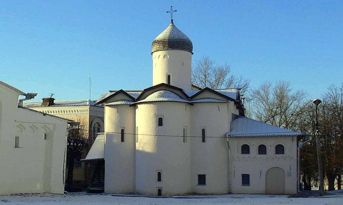 Церковь Жён-Мироносиц Великого Новгорода