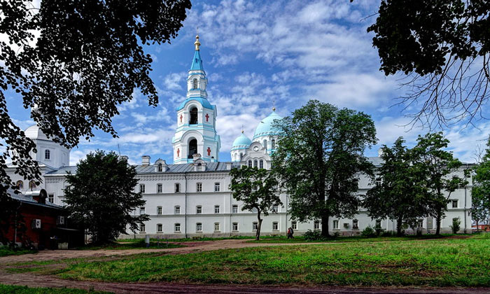 Дивный Валаамский монастырь
