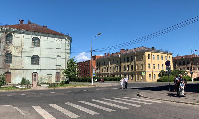 Дома Кронштадта