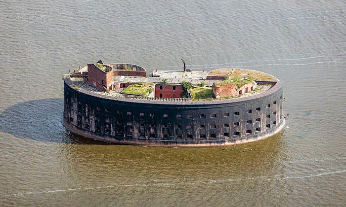 Форт «Александр I» (Чумной)