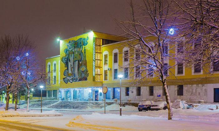 Гостиница «Интурист» в Великом Новгороде