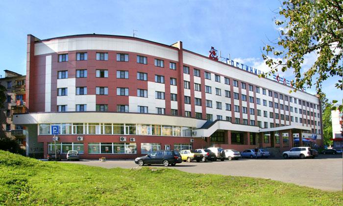 Гостиница «Садко» в Великом Новгороде