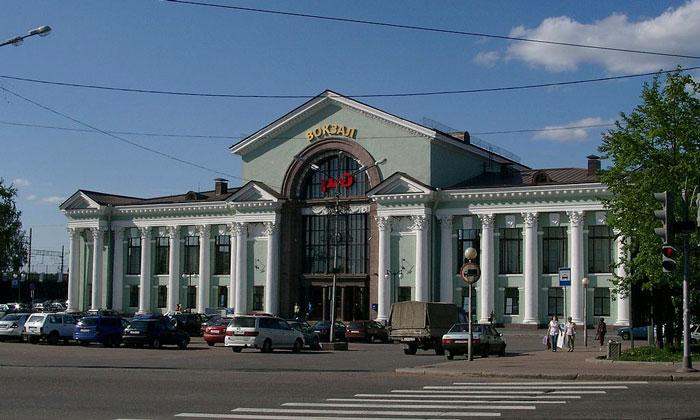 Железнодорожный вокзал Выборга