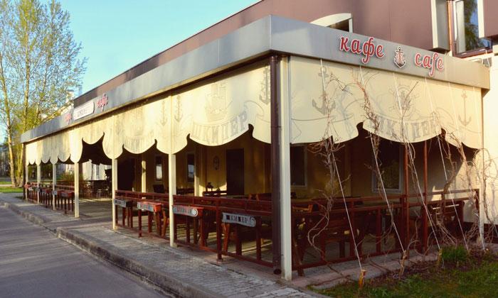 Кафе «Шкипер» в Великом Новгороде