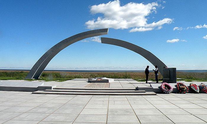 Мемориал «Разорванное кольцо»
