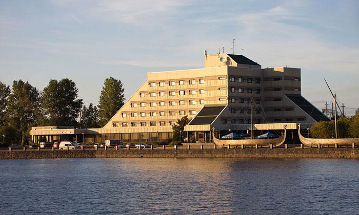 Отель «Дружба» в Выборге