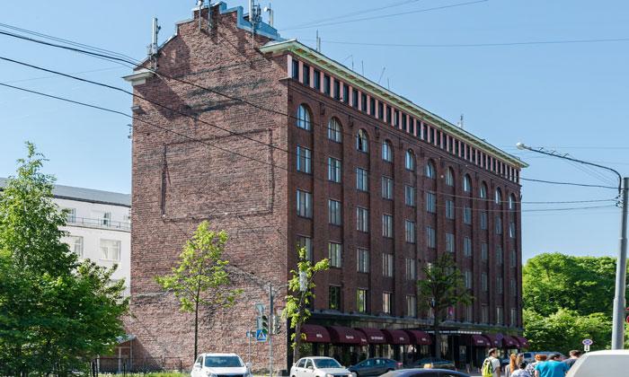 Отель «Выборг»