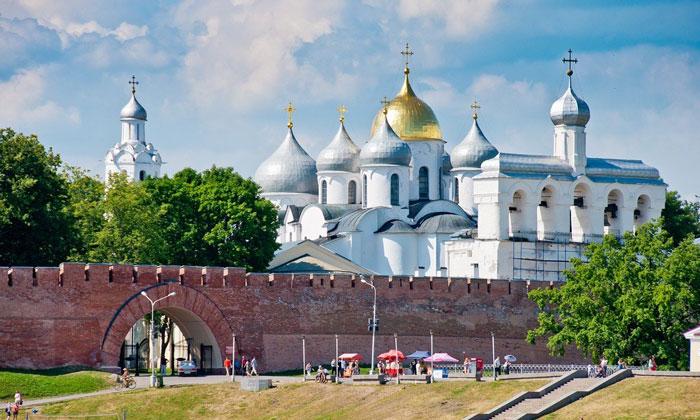 Православные святыни Новгородского Кремля