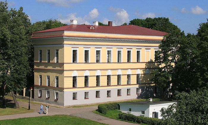 Присутственные места Новгородского Кремля