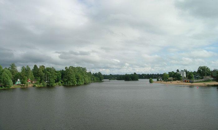 Озеро (Сестрорецкий) Разлив в России