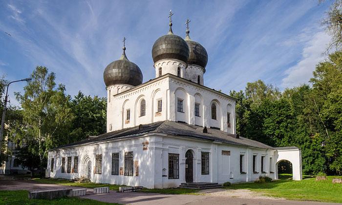 Собор Рождества Богородицы Великого Новгорода