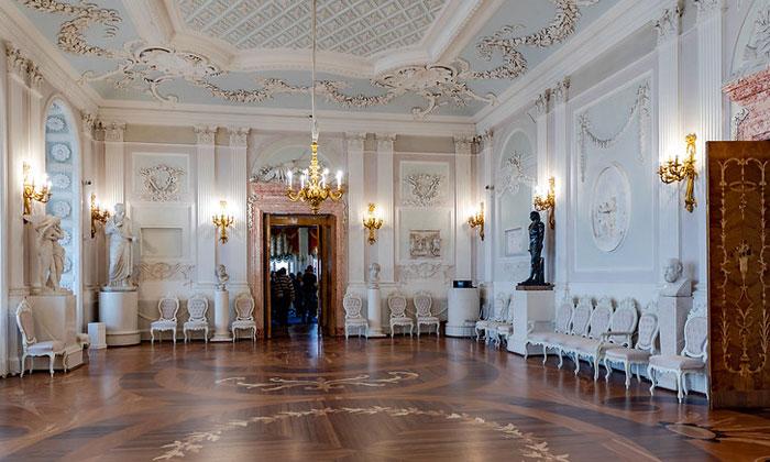 Внутреннее убранство Гатчинского дворца