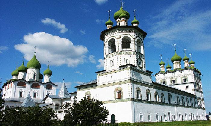 Вяжищский монастырь Новгородской Епархии