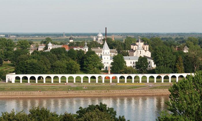 Ярославово дворище Великого Новгорода