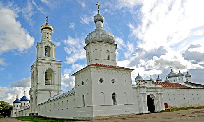 Юрьев монастырь в России