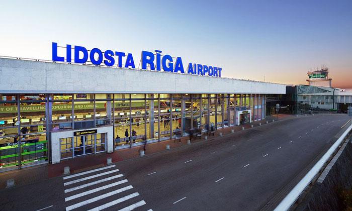 Международный аэропорт Риги