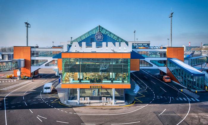Международный аэропорт Таллина