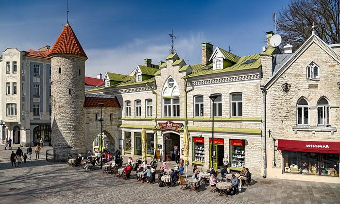 Архитектура Таллина