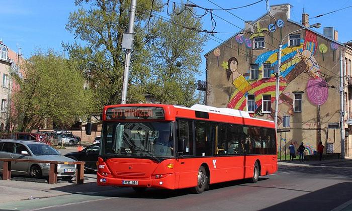 Муниципальный автобус (Каунас)