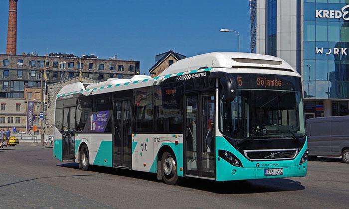 Муниципальный автобус (Таллин)