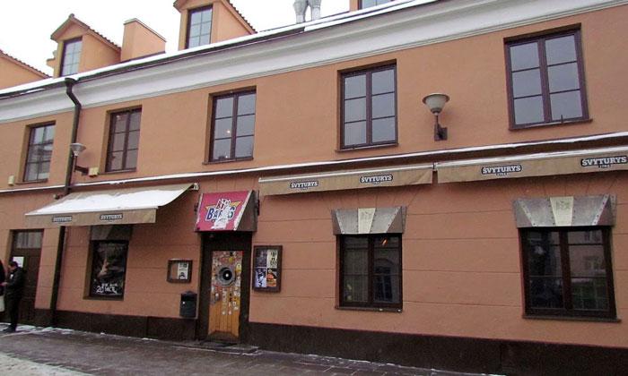 Бар «Bix» в Вильнюсе