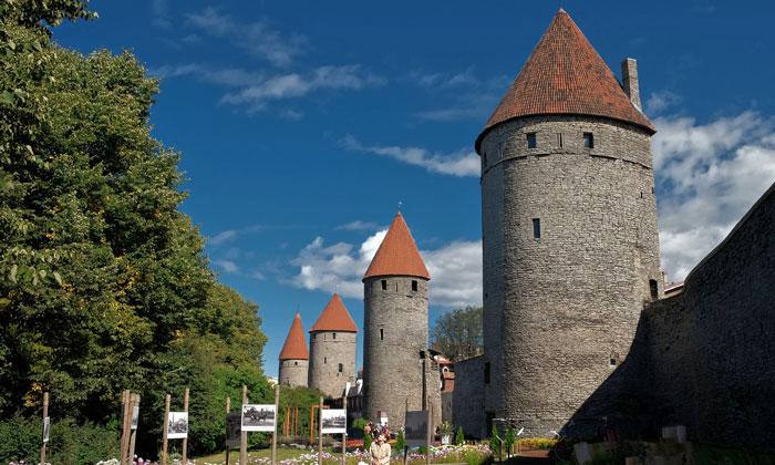 Башни Старого города (Таллин)