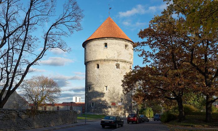 Башня Кик-ин-де-Кёк в Таллине