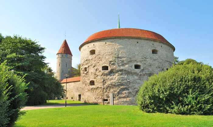 Башня Толстая Маргарита в Таллине