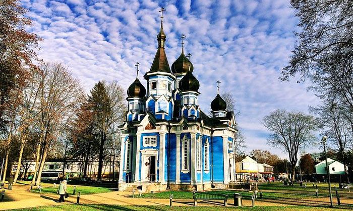 Церковь Божией Матери (Друскининкай)