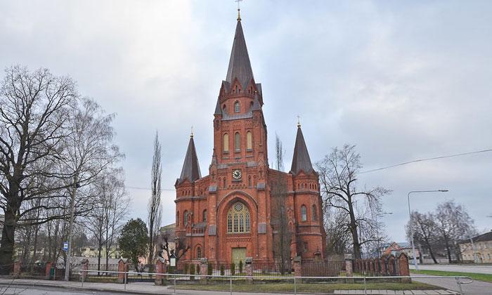 Церковь Святого Петра (Тарту)