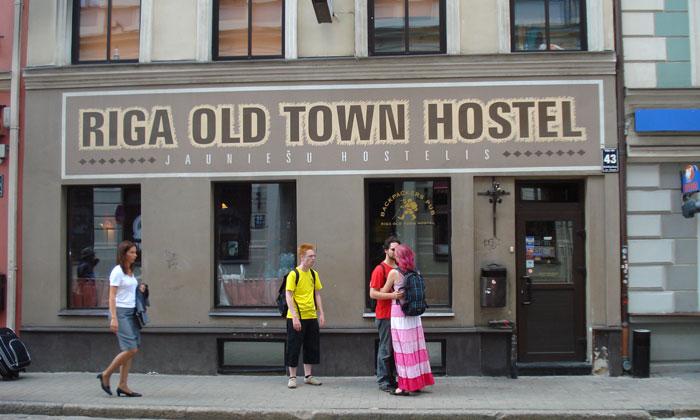 Хостел «Riga Old Town» в Риге