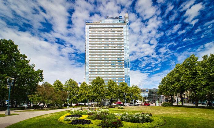 Отель «Radisson» (Рига)