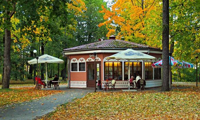Кафе «Rotund» (Тарту)