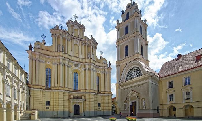 Костёл Святых Иоаннов в Вильнюсе