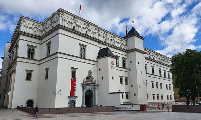 Нижний замок Вильнюса