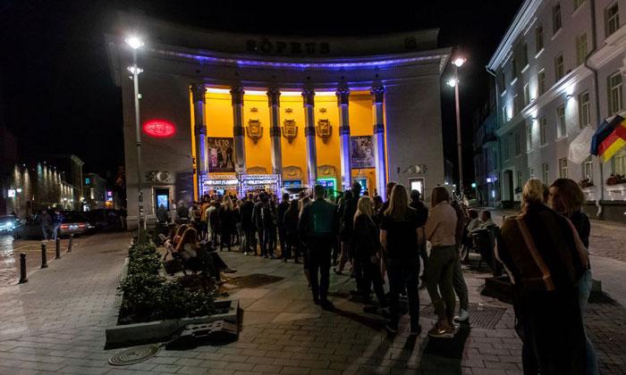 Ночной клуб «Hollywood» в Таллине