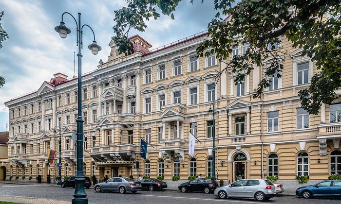 Отель «Kempinski» (Вильнюс)