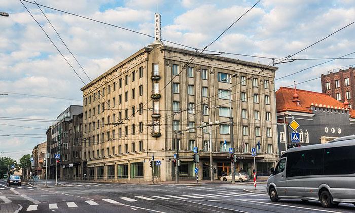 Отель «Palace» (Таллин)
