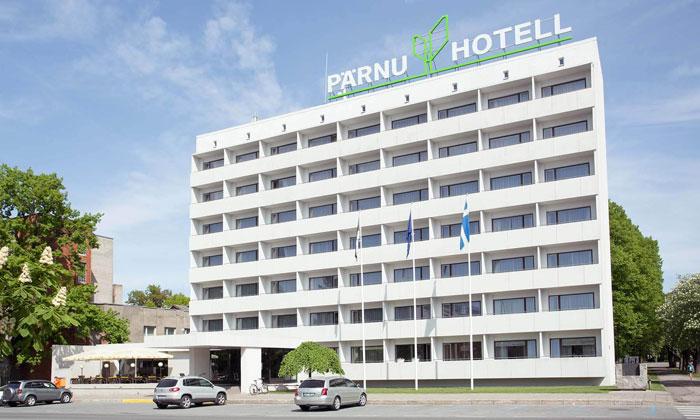 Отель «Parnu» (Пярну)