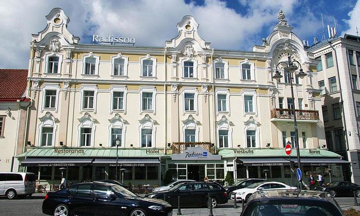 Отель «Blu Royal Astorija» (Вильнюс)