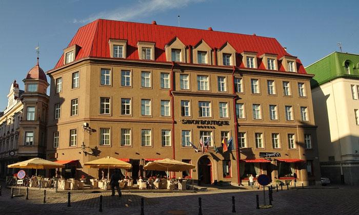 Отель «Savoy Boutique» в Таллине
