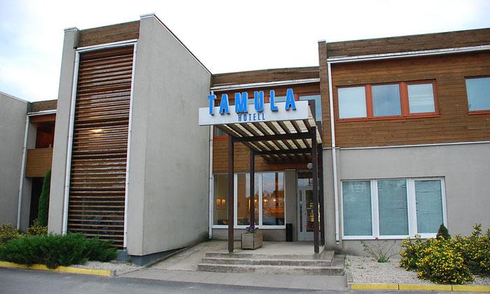 Отель «Tamula» (Выру)