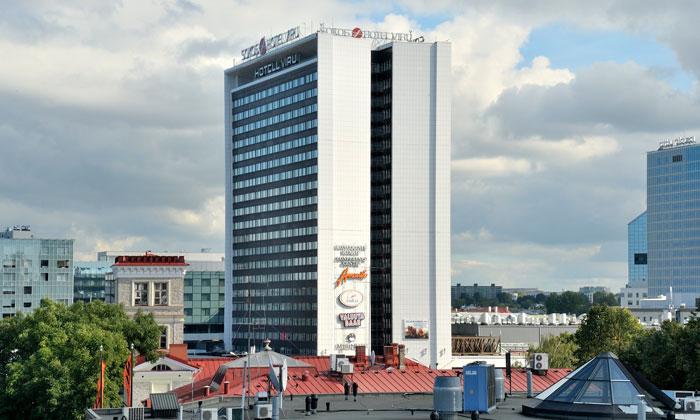 Отель «Viru» в Таллине
